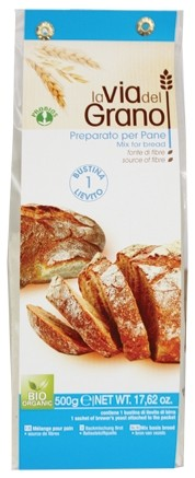 Bread packet mix