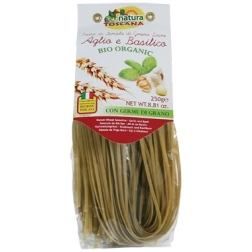 Garlic & Basil Flavoured Linguine Pasta