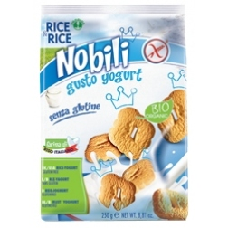 Yoghurt flavoured biscuits - Nobili