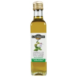 Garlic & Basil Infused Extra Virgin Olive Oil