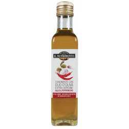Garlic & Chilli Infused Extra Virgin Olive Oil