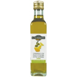 Lemon Infused Extra Virgin Olive Oil