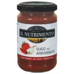 Pasta Sauce - Arrabiatta (Gluten Free)