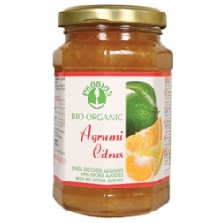 Mix Citrus Marmalade Spread
