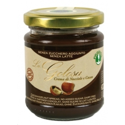 Chocolate Spread - dairy & sugar free