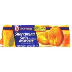 Voortman - Sugar Free Shortbread Swirl (227g)