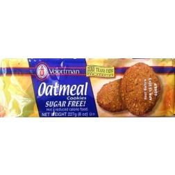 Voortman - Sugar Free Oatmeal Cookies (227g)
