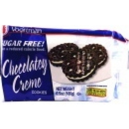 Voortman - Sugar Free Chocolate Creme Biscuits